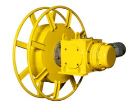 Cable Reel w Inverter