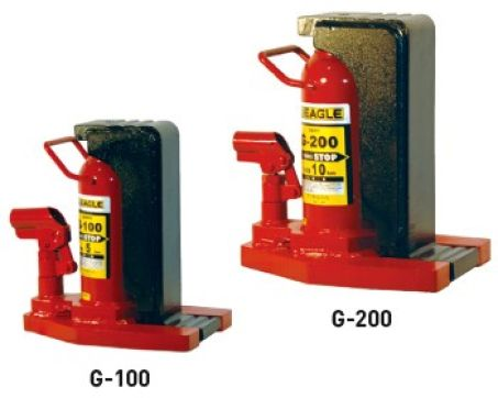 Toe-Lift Jacks (G Series) 1